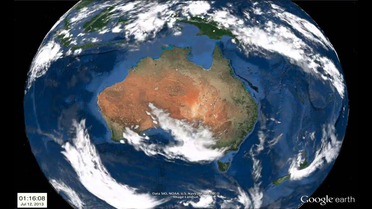google earth australia