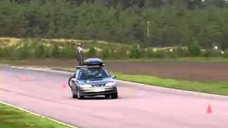 Thule Cycle Carrier Driving Test