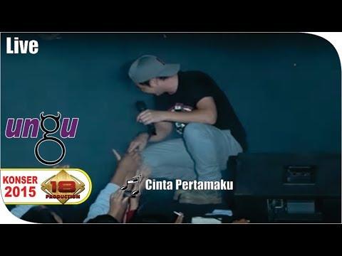 Live Konser ~ Ungu - Cinta Pertamaku @Baturaja 21 Februari 2015