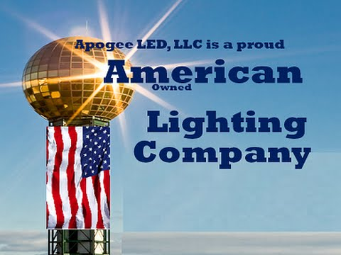 865 219 2611 an american lighting company is apogee led llc and