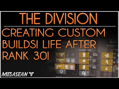 The Division. How To Create The Best Builds. DPS, Health & Skill Power. Best Build Guide