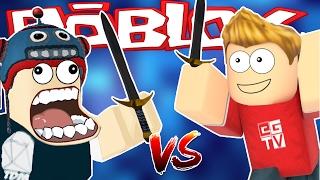 Roblox - THEDIAMONDMINECART VS. ETHANGAMERTV!! - Clone Tycoon Future