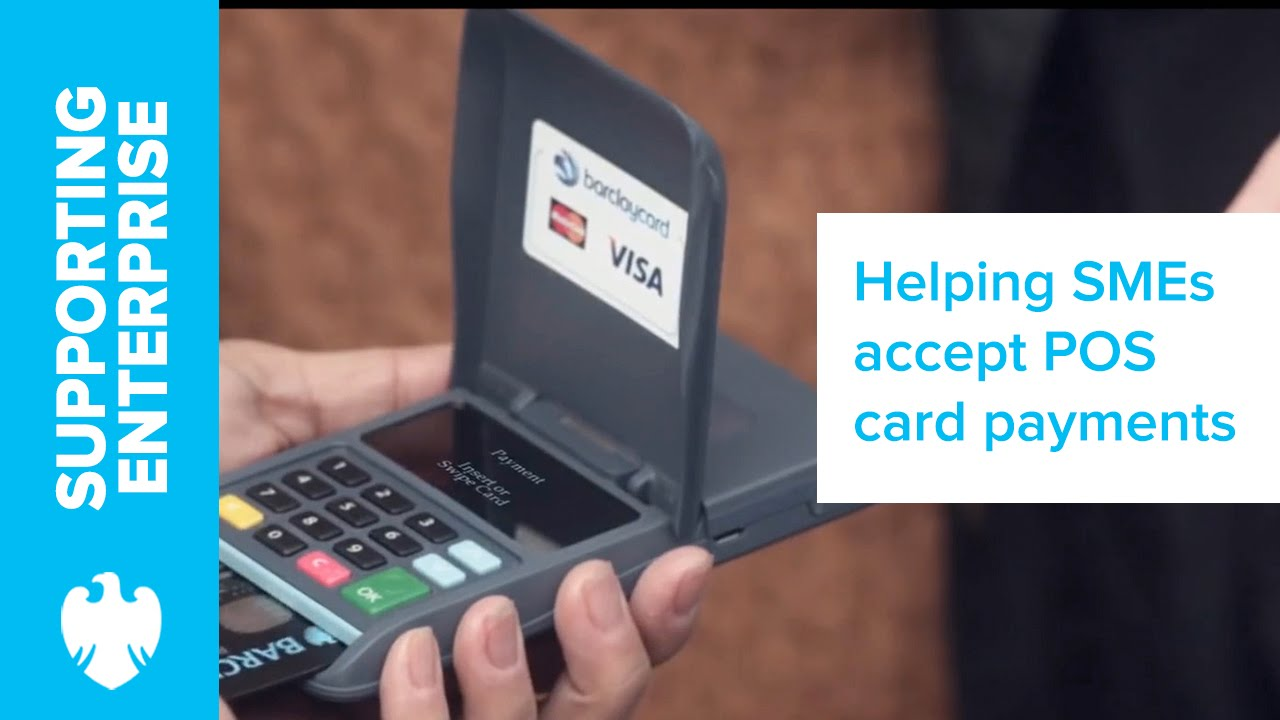 Enabling small businesses to accept card payments from customers at ...