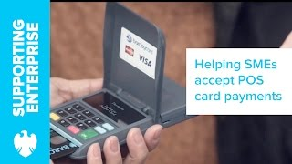 Barclaycard anywhere (bca) enables small businesses to accept card payments from customers at the point of sale, enhancing business cash flow and financial h...