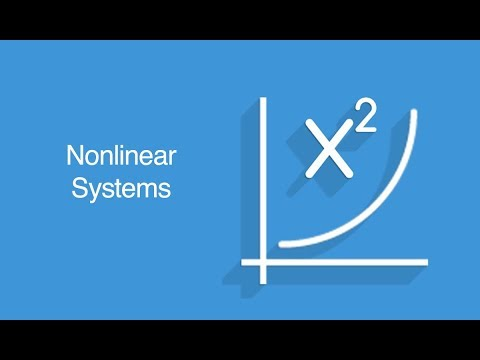 Nonlinear Systems:6  Exponentials & Power Laws
