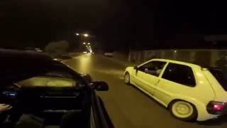 BMW E36 vs saxo vts
