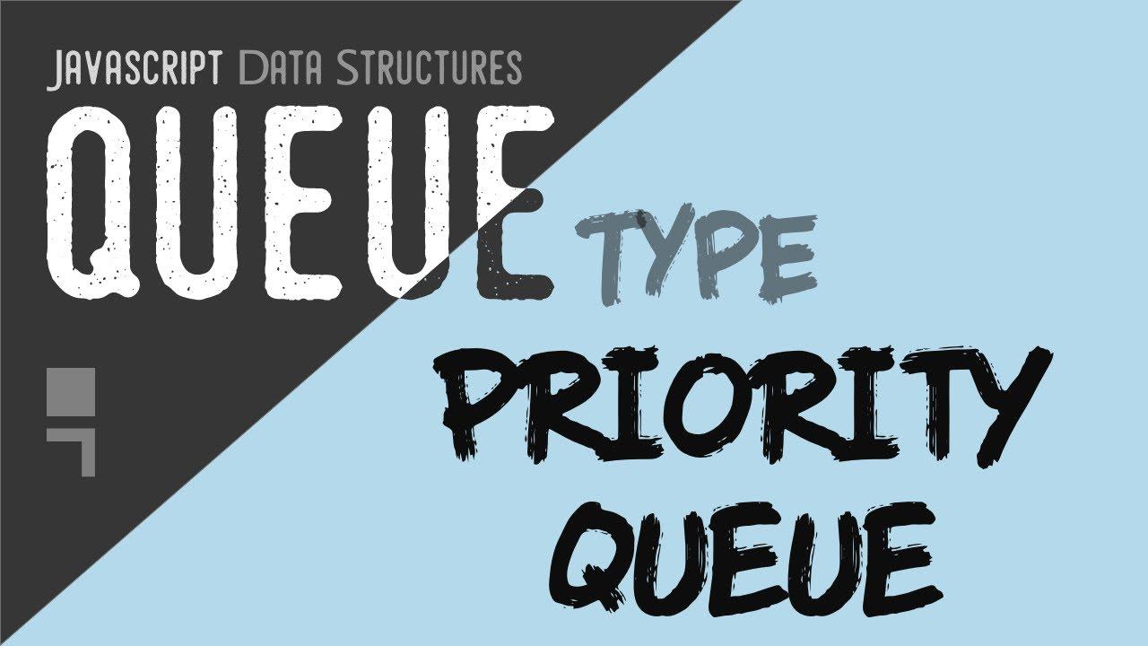 Priority Queue Implementation in Javascript