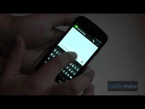 Android Ice Cream Sandwich 4.0 - UI