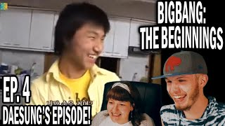 BIGBANG THE BEGINNINGS DOCUMENTARY EPISODE FOUR (COUPLE REAC…