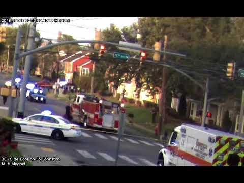 Video: Nashville police shooting Daniel Hambrick