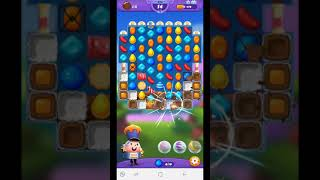 Candy Crush Friends Saga Level 258 ~ No Boosters