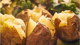 맛있는 구운 감자 요리 5가지 | Anna Channe…
