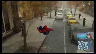Live Spider Man Ps4