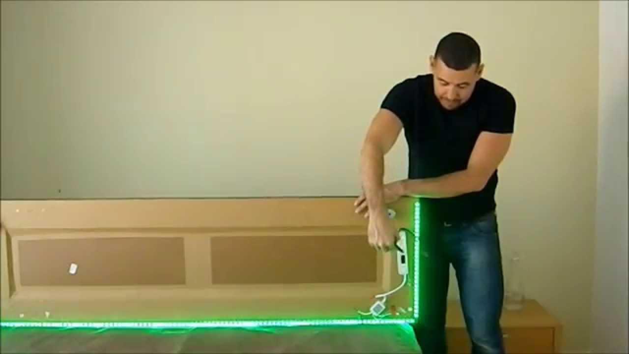 Montaje cabecero robotecno youtube - Ideas para cabeceros de cama ...