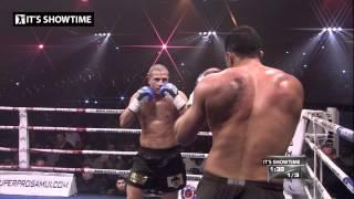 FIGHT: Badr Hari TKO vs Gokhan Saki - Retirement fight IT