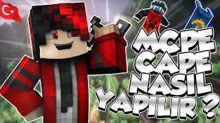 MCPE 1.8 - 1.9 PELERİN NASIL YAPILIR ?! (Minecraft)