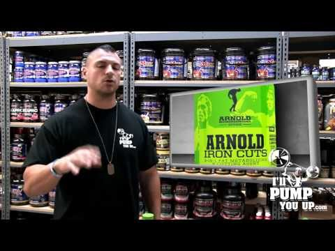 Muscle Pharm Arnold Series Iron Cuts Supplement Review   Most Popular Videos