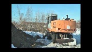 Авария на сетях холодного водоснабжения в Кушве