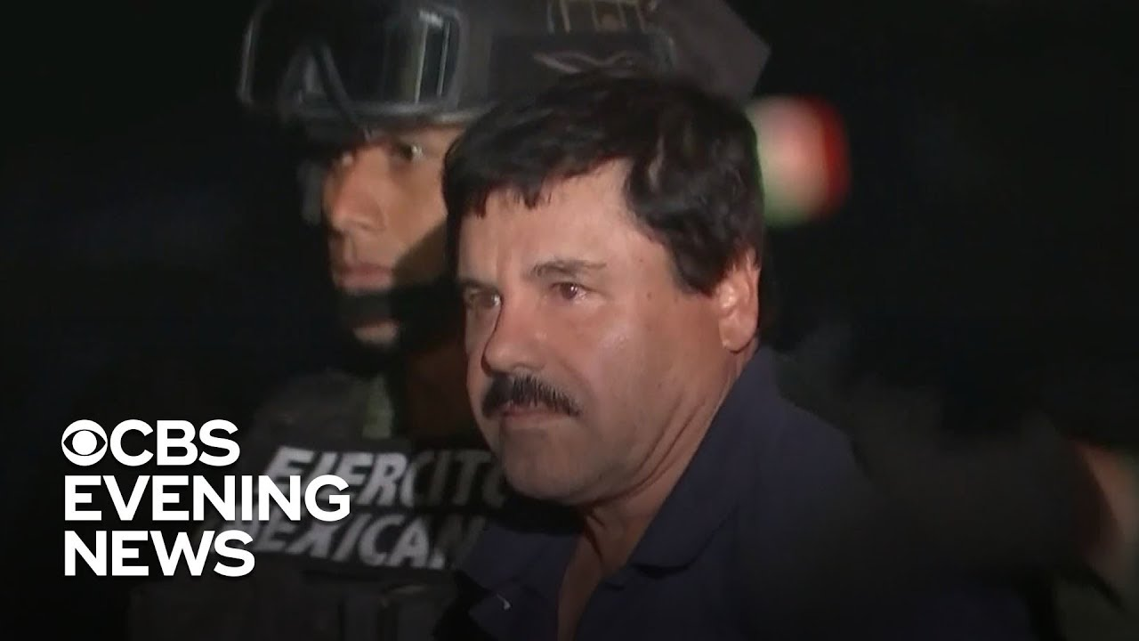 2 of El Chapo's sons have been indicted