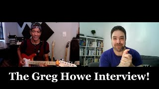 The Greg Howe Interview: From His Beginnings to His Techniques and Compositions     LickNRiff