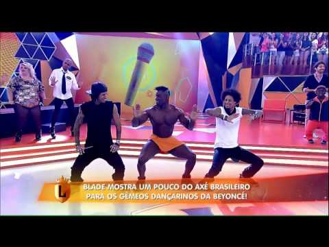 Les Twins dançam no Legendários (17/05/14) HD