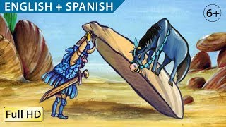 """The First Well: Bilingual- Learn Spanish With English - Story For Children """"BookBox.com"""""""