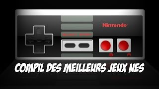 Les 100 meilleurs jeux de la NES [COMPIL NES]