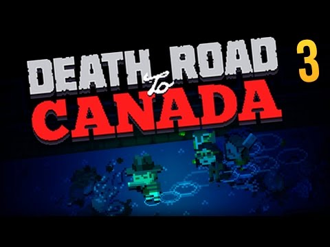 RESCUE MISSION ★ Death Road To Canada #3
