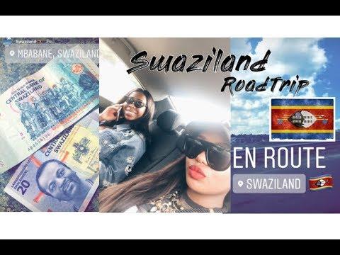 Swaziland Road Trip   Vlog