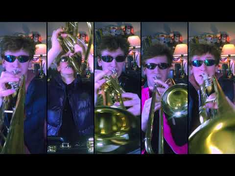 Darude - Sandstorm for Brass Quintet