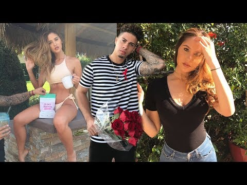 Who was catherine paiz dating before austin
