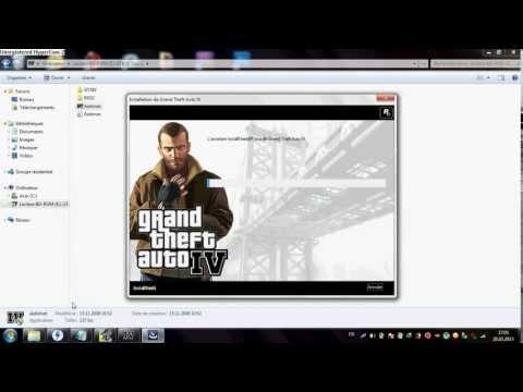 GTA IV install CRC error