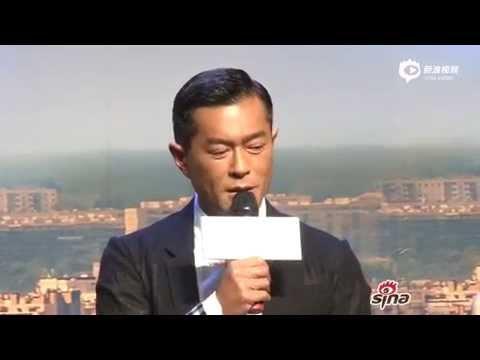 古天樂稱郭采潔「很煩」,是好演員2015.4.8