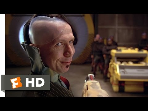 Zorg Presents the ZF1 - The Fifth Element (4/8) Movie CLIP (1997) HD
