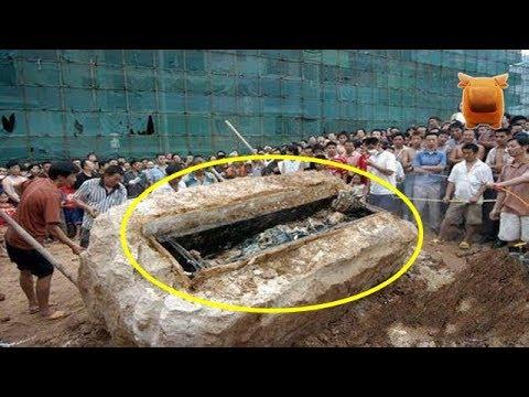 震撼!清朝古墓挖出驚人未知秘密!考古專家當場嚇傻、腿軟...【考古 歷史故事】