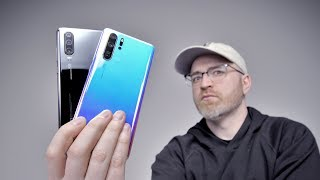 Huawei P30 vs P30 Pro - Which Is The Bette