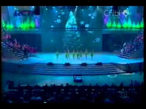 Cherrybelle   Slamat Slamat Datang , Hai Mari Berhimpun   Konser Natal Kemegahan KasihMu   121224