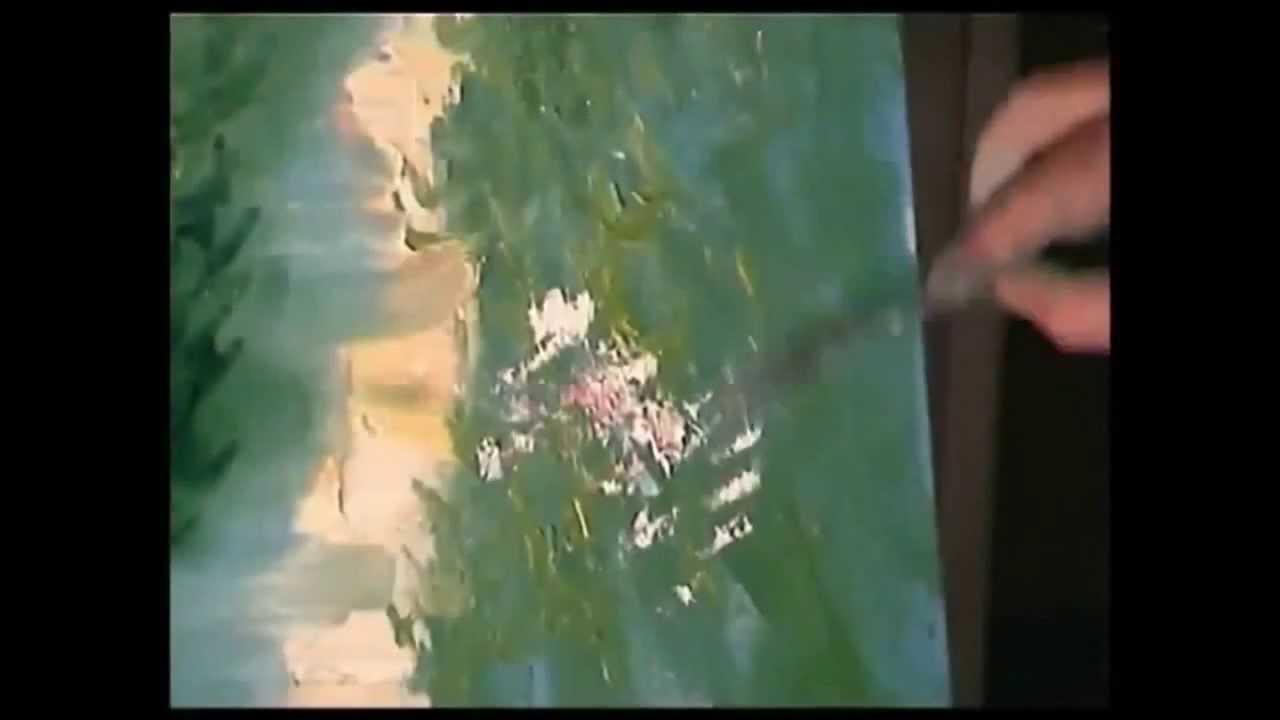 Sucres Peinture à Lhuile Sur Toile De Forêt De Lherbe Des