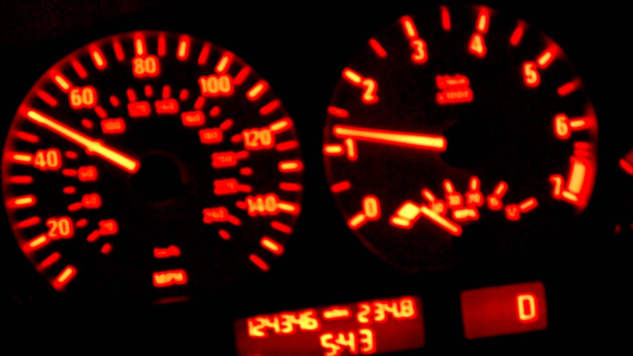 2004 Bmw 3 Series E46 Dash Warning Lights Of A Bad