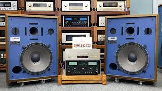 Loa JBL 4333A full Anico đẹp xuất sắc, chất âm quá chi tiết bóc tách 3 dải/ giá: 79,5tr