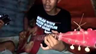 izinkan aku menyayangimu akustik ( cover by fuad rahman lubuk betung ) 2