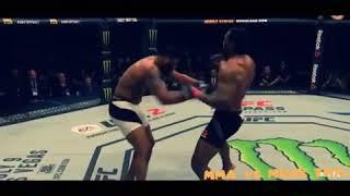 MMA UFC döyüşü