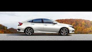 2019 Honda Civic Sedan latest technology