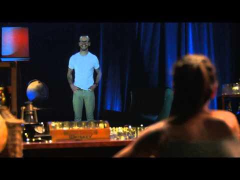 Jack Daniel's Holiday Holograms