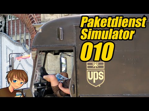 PAKETDIENST SIMULATOR #010 - Ups, falsch zugestellt!? ■ Let