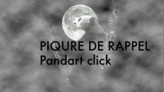PANDART CLICK - PIQURE DE RAPPEL
