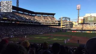 Pittsburgh Pirates - Last Home Game in 2015 Season