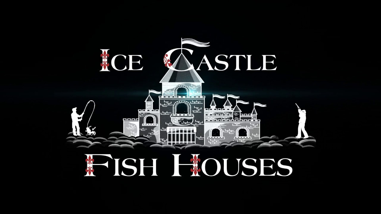 Ice castle parts youtube for Ice castle fish house parts