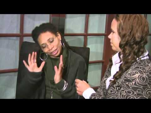 Rachelle Ferrell | Live! | Interview
