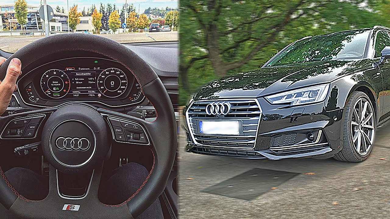 2017 audi a4 3 0 tdi quattro avant 272 ps youtube